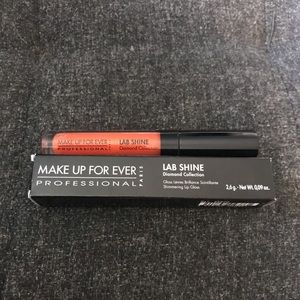MAKEUP FOR EVER || Lab Shine Lipgloss D20